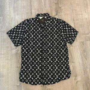 Louis Vuitton XL Button Down Shirt NWT